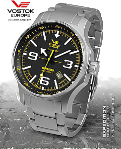Vostok-Europe Expedition Nordpol 1 NH35 Automatic